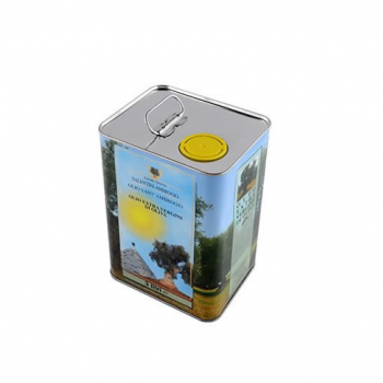 Sant'Ambrogio extra virgin olive oil - 3 litre can