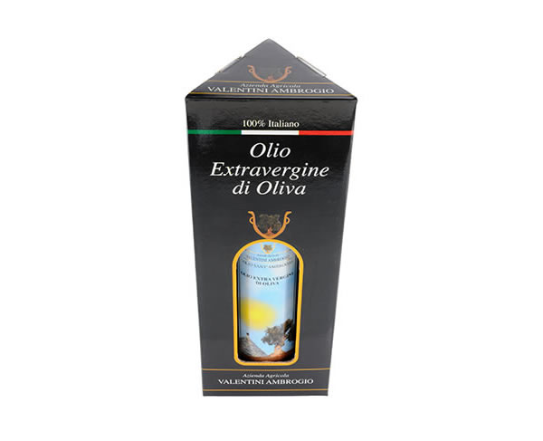 Sant'Ambrogio extra virgin olive oil - 750ml bottles - Gift box